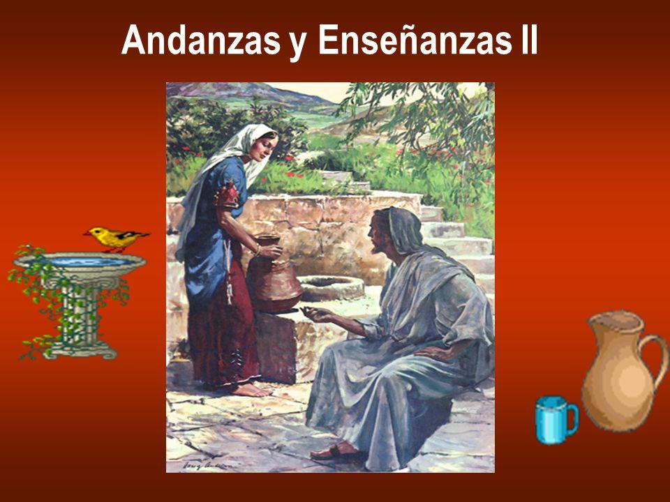 Andanzas y Enseñanzas II