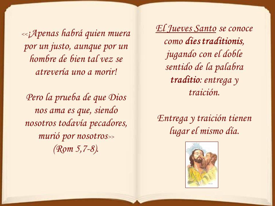 Capítulo 5 Nos amó hasta el final San Juan comienza solemnemente la narración de la última cena con estas palabras: > (Jn 13,1); > en un doble sentido