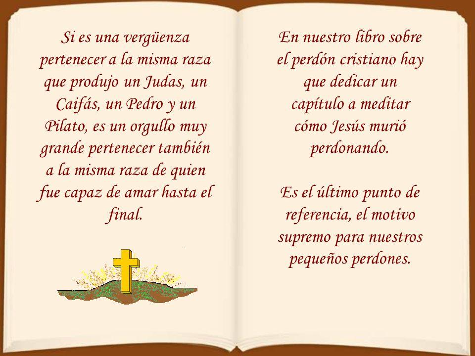 Los que condenan a Jesús no son siquiera >, sino precisamente > : hombres religiosos, sacerdotes y fariseos, hombres cultos y conocedores de la ley, a