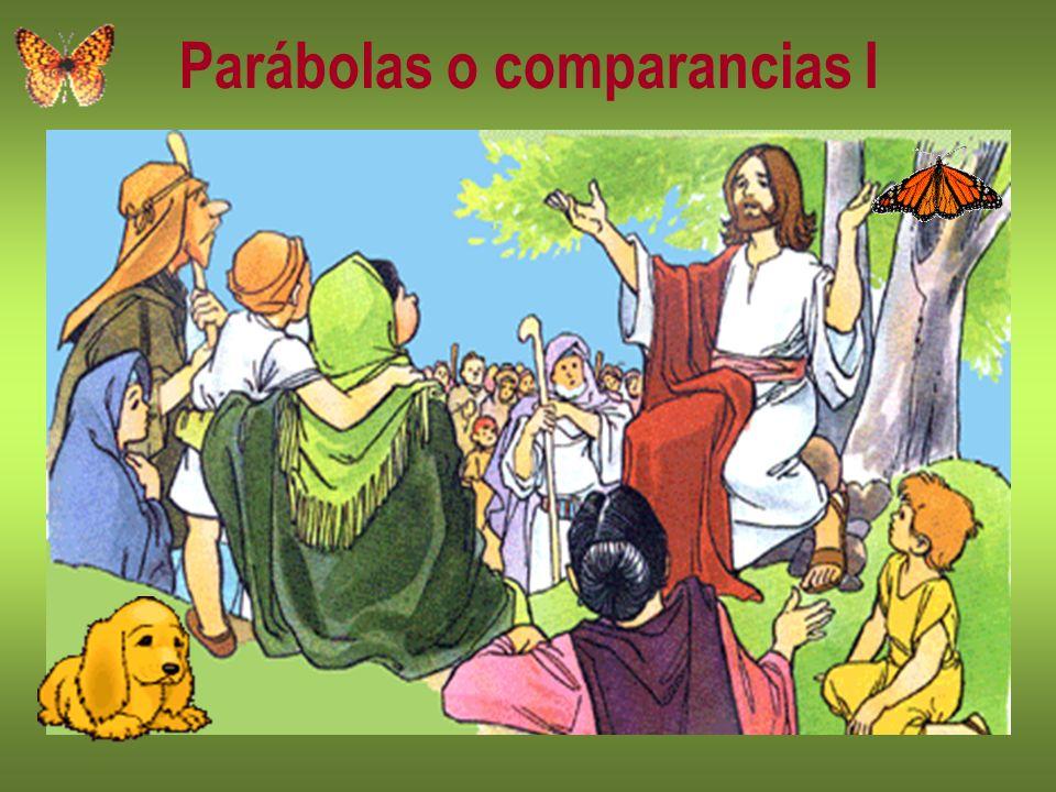 Parábolas o comparancias I