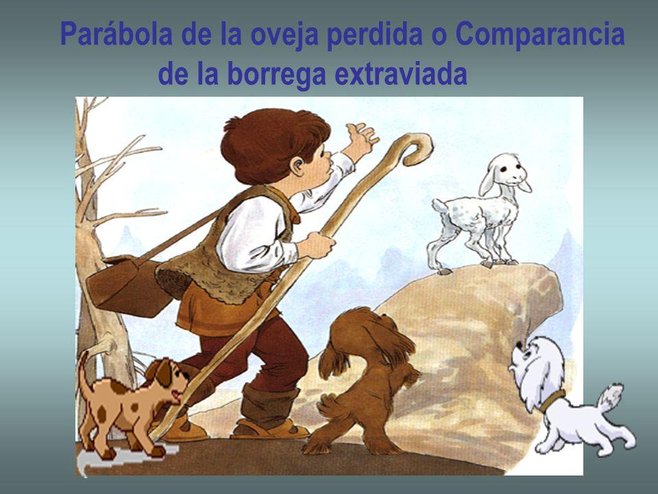 Parábola de la oveja perdida o Comparancia de la borrega extraviada