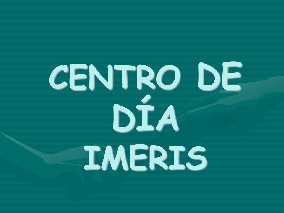 CENTRO DE DÍA IMERIS