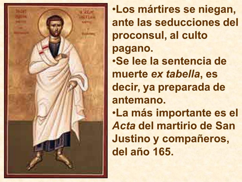 Otras Actas De los mártires escilitanos (17-VIII- 180), en latín eclesiástico, en Africa.