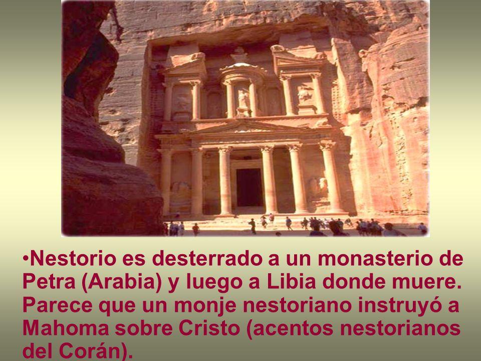 433: Cirilo hace una profesión de fe, quizá redactada por Teodoreto de Ciro.
