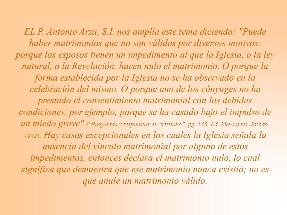 EL P.Antonio Arza, S.I.