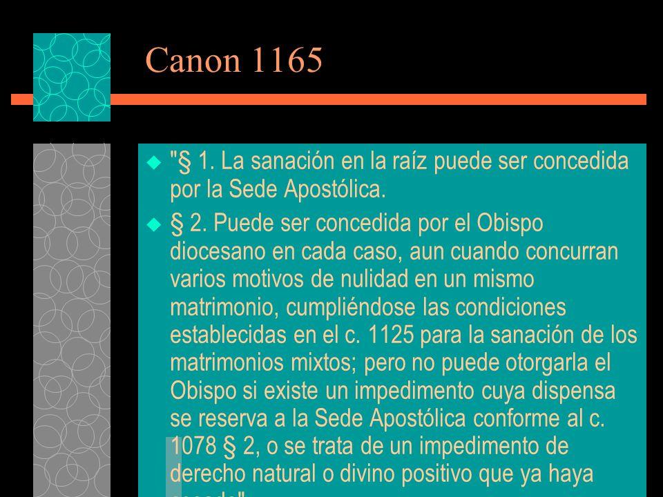 Canon 1165