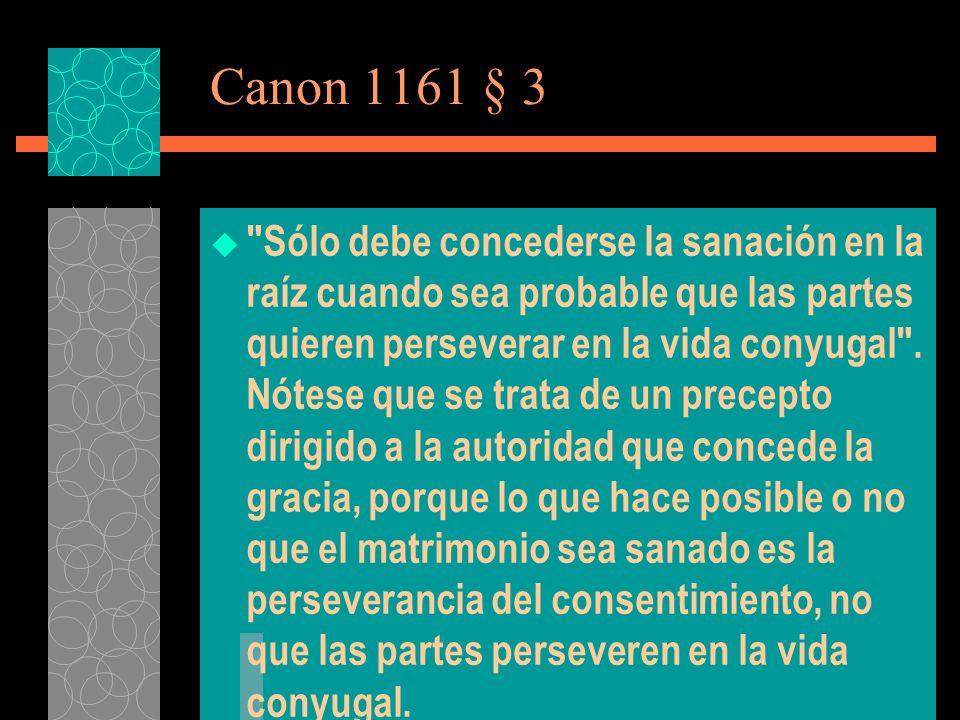 Canon 1161 § 3