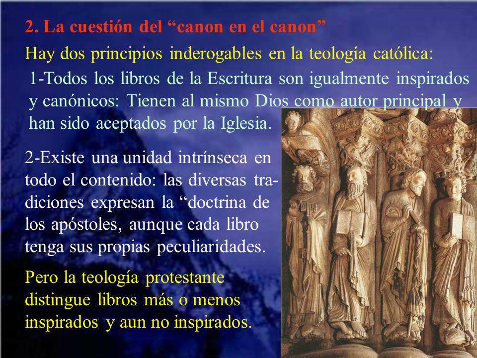Para Harnack desde el siglo II se dio una degeneración católica al realizarse la unión entre cristianismo y helenismo.