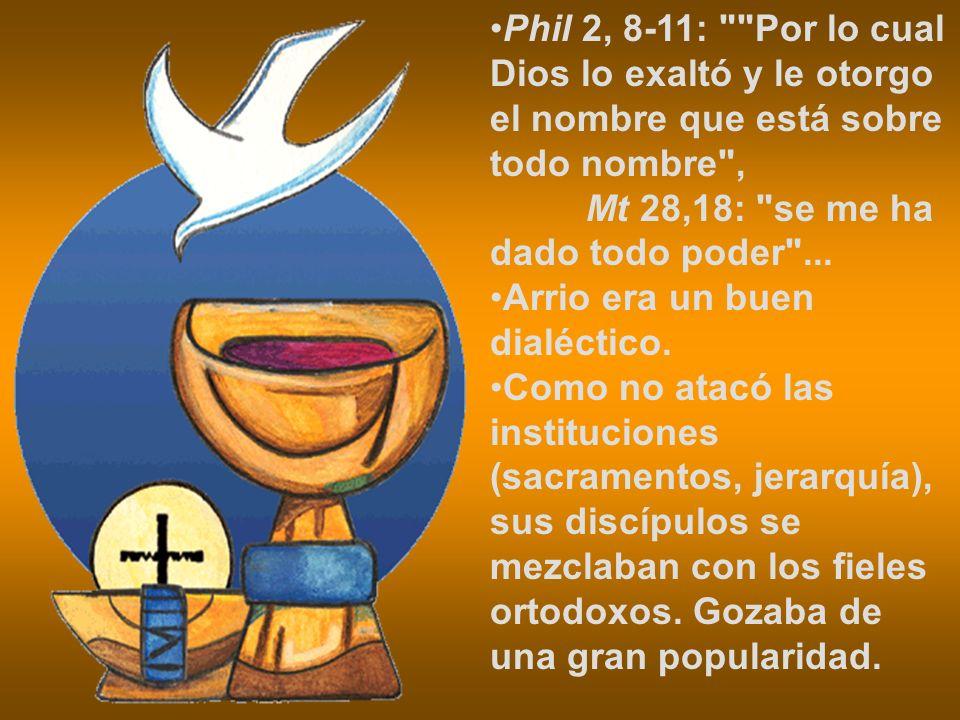 Phil 2, 8-11: