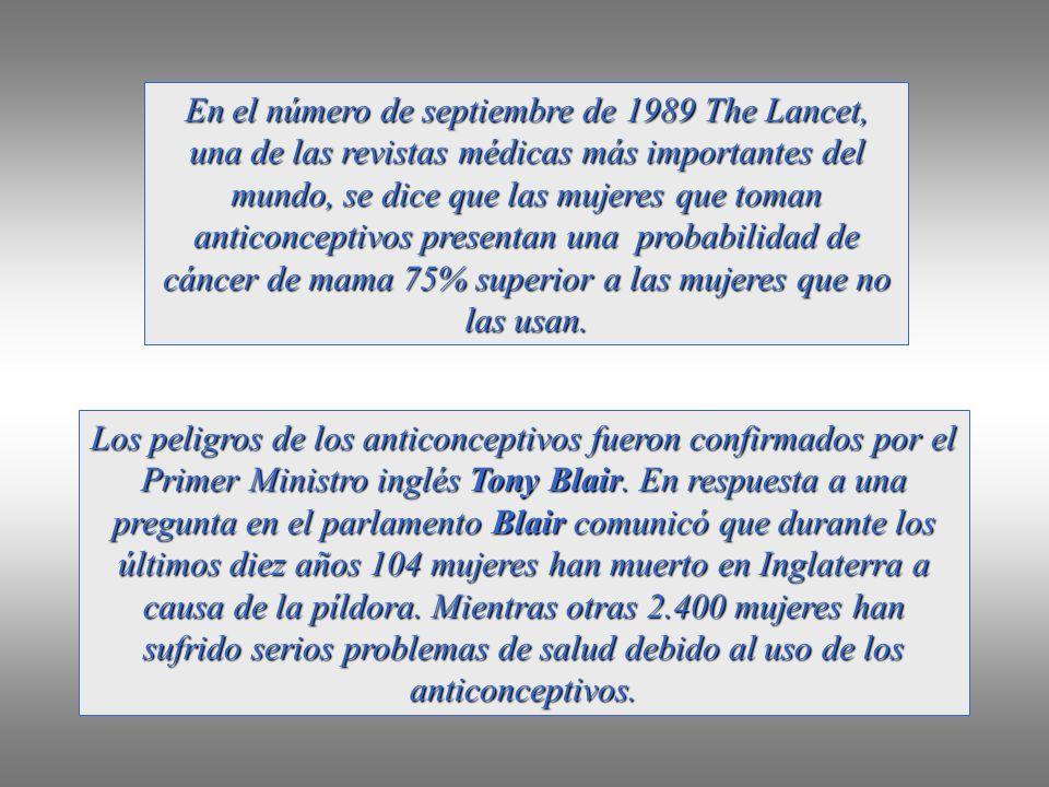 El Dr. Billings, Decano de la Facultad de Medicina de la Universidad de Melbourne (Australia), estuvo en Madrid en mayo de 1984 y afirmó: «Mi método e