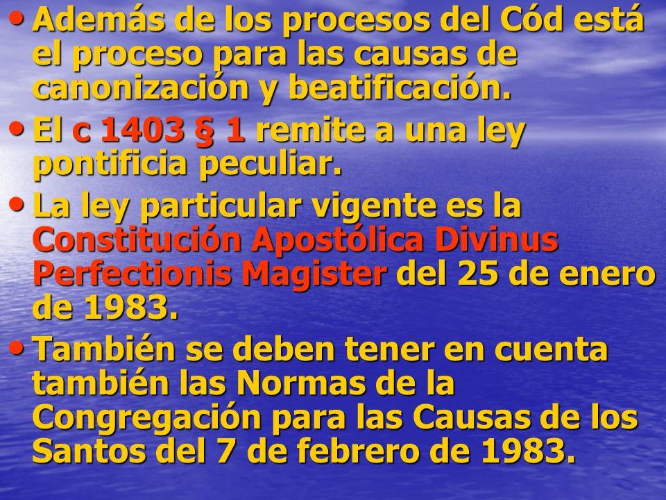 Proceso de nulidad de la sagrada ordenación cc 1708 al 1712 No se habla aquí del procedimiento de dispensa de las obligaciones del clérigo.