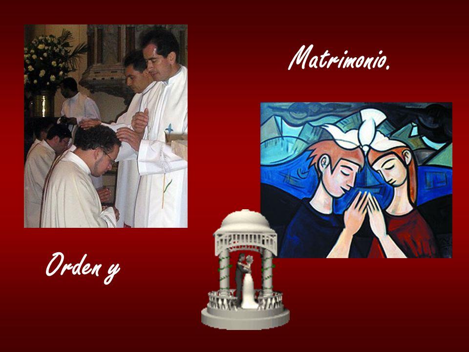 Cristo ha confiado los sacramentos a su Iglesia.