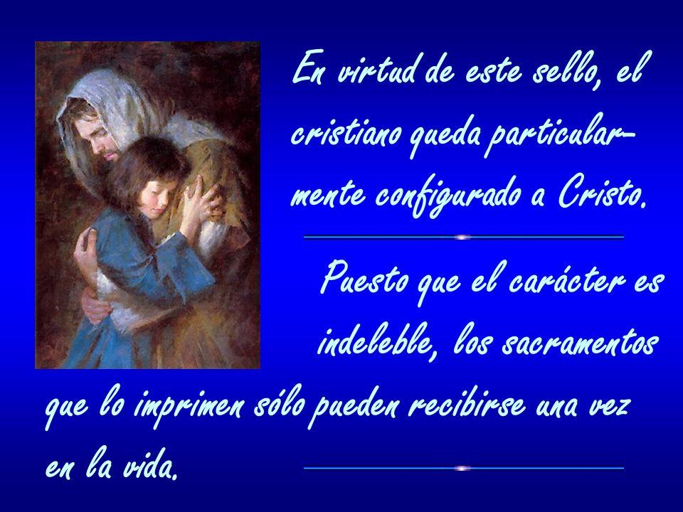 Los Sacramentos son eficaces por el hecho mismo de que la acción sacramental se realiza; independientemente de la santidad personal del ministro.