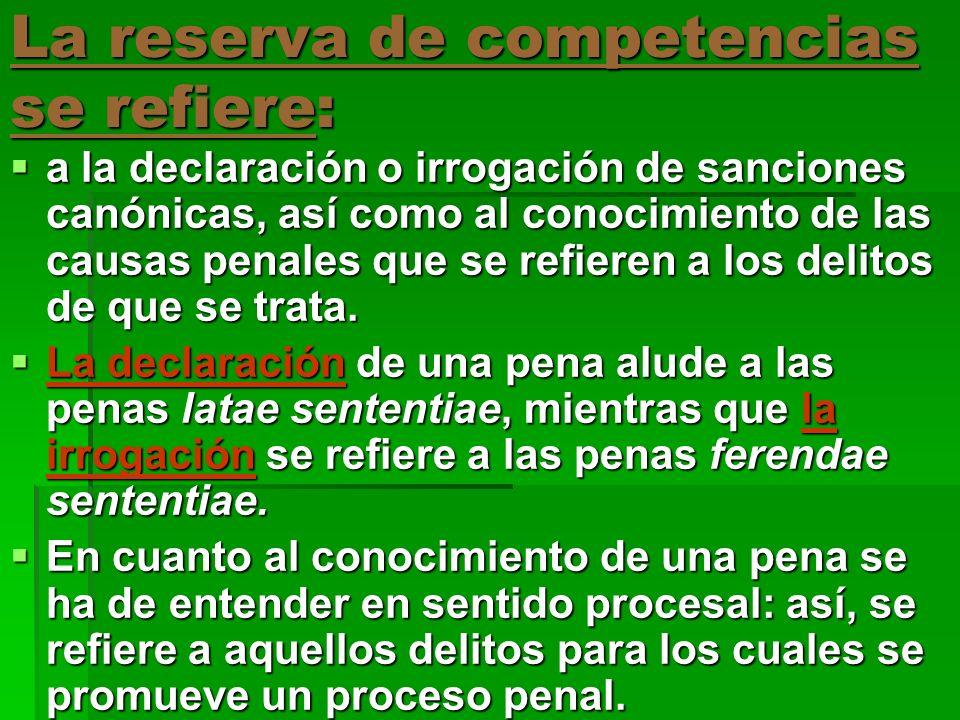 Respuesta sobre el significado de la palabra abicere Respuesta sobre el significado de la palabra abicere La respuesta está acompañada, además, de una nota aclaratoria de Monseñor Julián Herránz, Presidente de dicho Dicasterio.