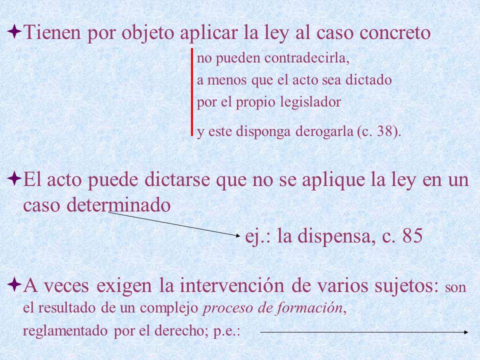 cuando existe una petición de un interesado, que exija el parecer (o su consentimiento) de un colegio -que presentará ciertos documentos, etc.