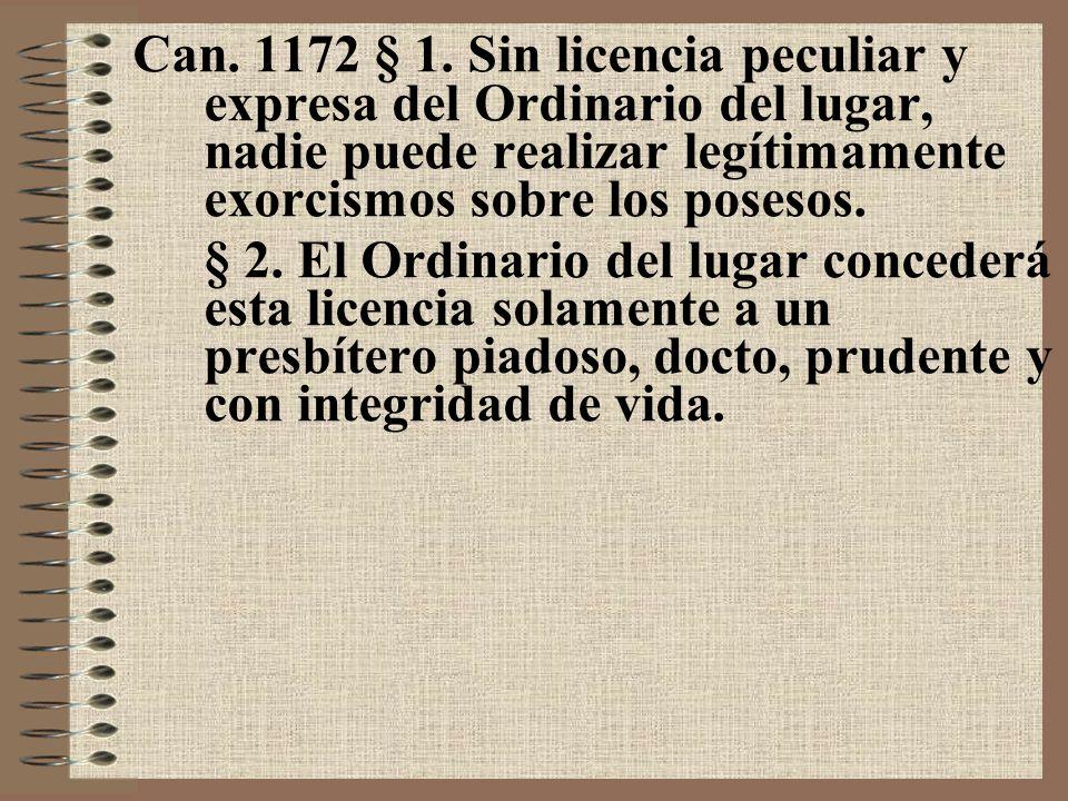 2.Liturgia de las horas: c. 1173 Can.