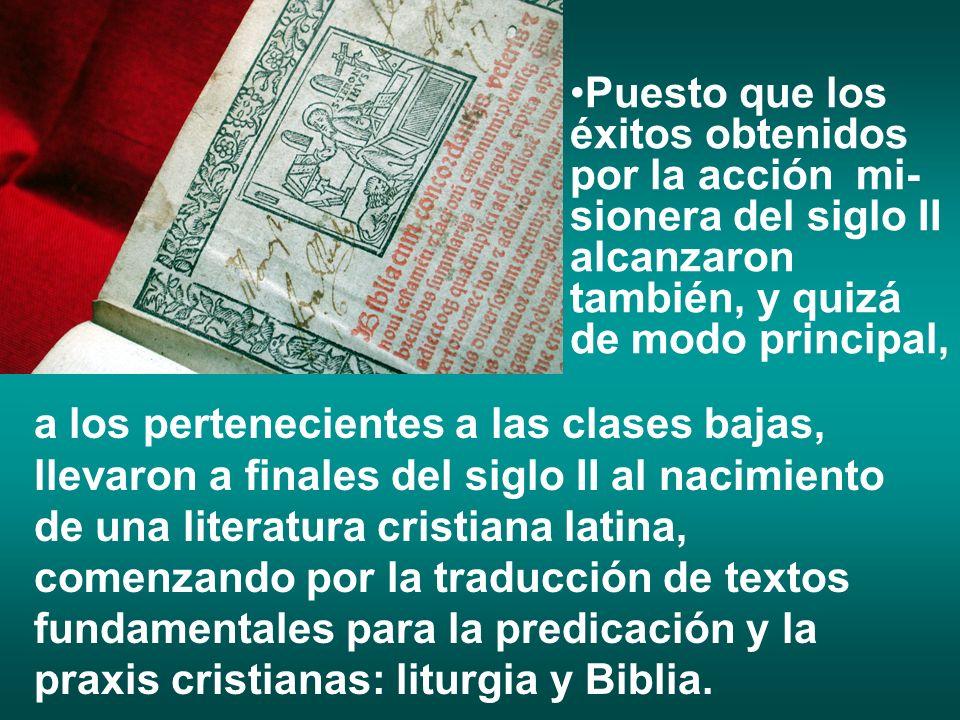 Escritos Como teólogo depende de Tertuliano, a quien consideraba como su maestro y leía diariamente.