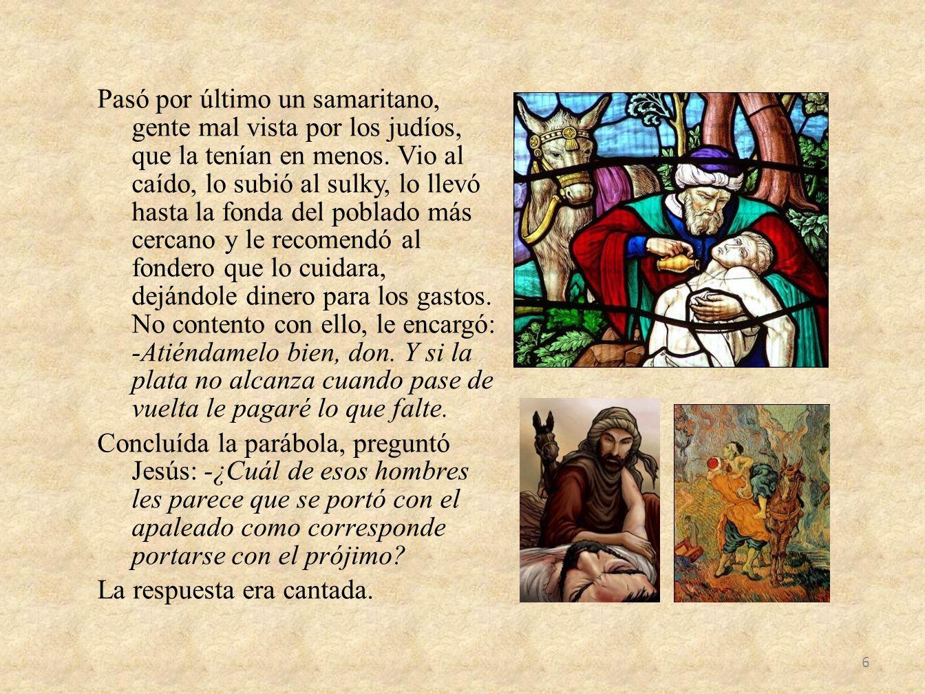 El sacerdote inciensa las ofrendas con tres movimientos de turíbulo, antes de la incensación de la cruz y del altar, o bien trazando con el turíbulo el signo de la cruz sobre las ofrendas.