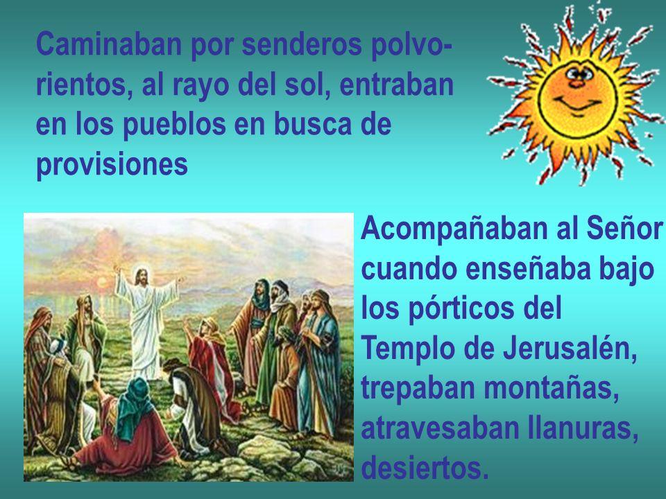 Y Jesús, incansable, difundía la Buena Nueva, instruyendo a muchedumbres sobre el Reino de los Cielos y sanando a los enfermos que venían de todas partes.
