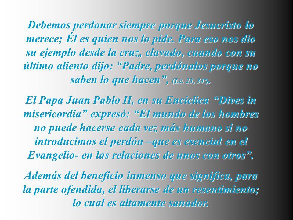 La Madre Angélica, (en Respuestas, no promesas, VII, 3. Ed. Planeta + Testimonio. Barcelona, 1999), nos ayuda y anima a entender cuál debe ser nuestra