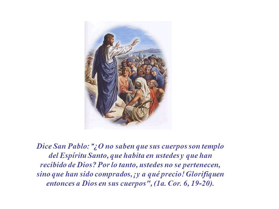 Sin ellas es imposible conseguir la salvación eterna. Al que hace lo que puede, Dios no le niega su gracia. «Tan grande es la bondad de Dios con nosot