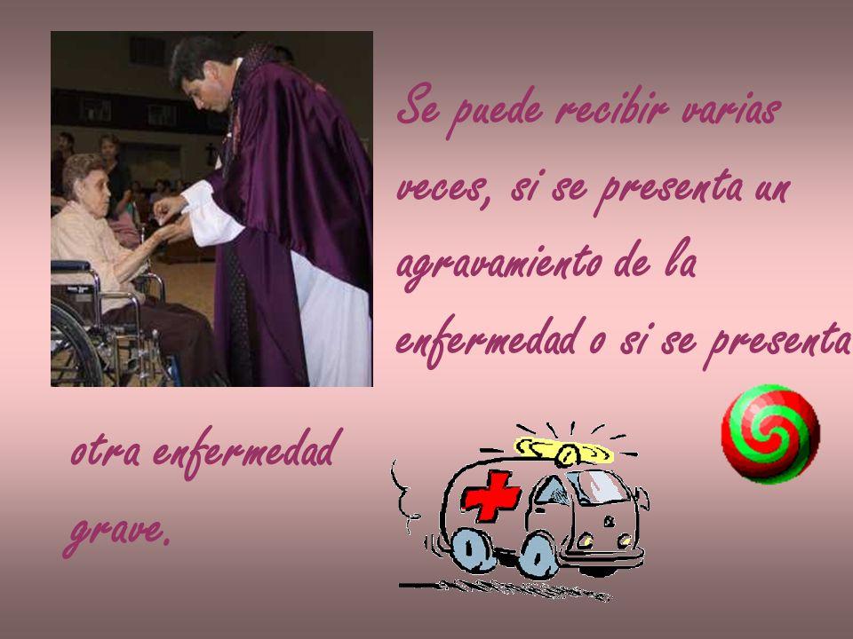 La celebración de este sacramento debe ir precedida, si es posible de la confesión individual del enfermo.