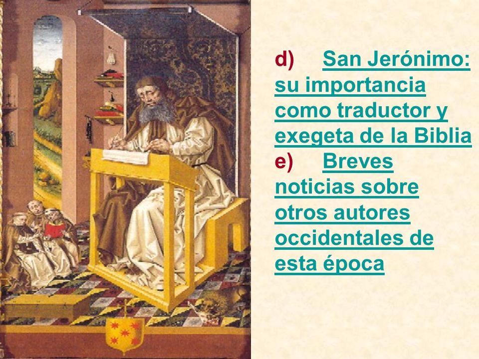 RUFINO DE CONCORDIA (AQUILEYA) Mientras que Epifanio de Constanza, Juan Crisóstomo, Jerónimo y otros participaron en diversa medida, a finales del siglo IV y comienzos del V, en la disputa en torno a Orígenes y su teología, Orígenes constituyó el principal campo histórico-literario del trabajo de Tirano Rufino porque la mayor parte de la ingente obra de Orígenes se ha conservado sólo por sus traducciones.