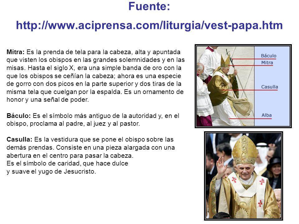 Casulla Ornamentos Sacerdotales Ornamentos Episcopales