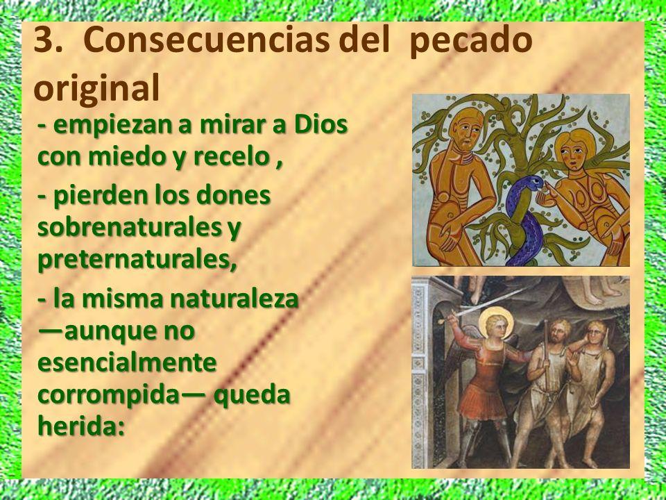 Consecuencia Del Pecado Consecuencias Del Pecado