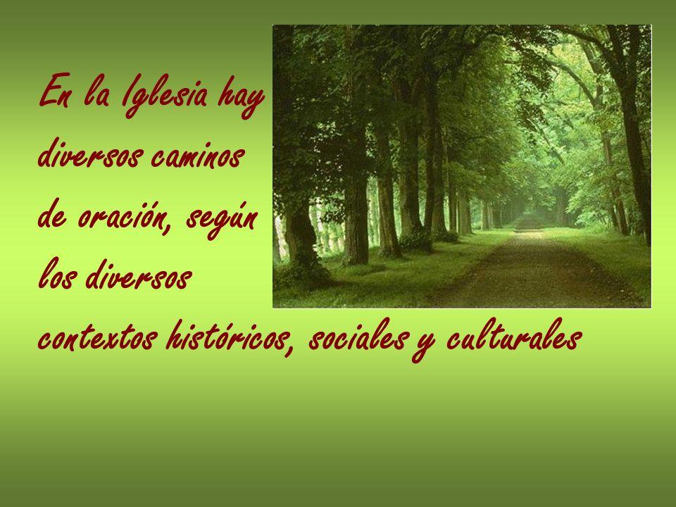 El camino de nuestra oración es Cristo, porque ésta se dirige a Dios nuestro.