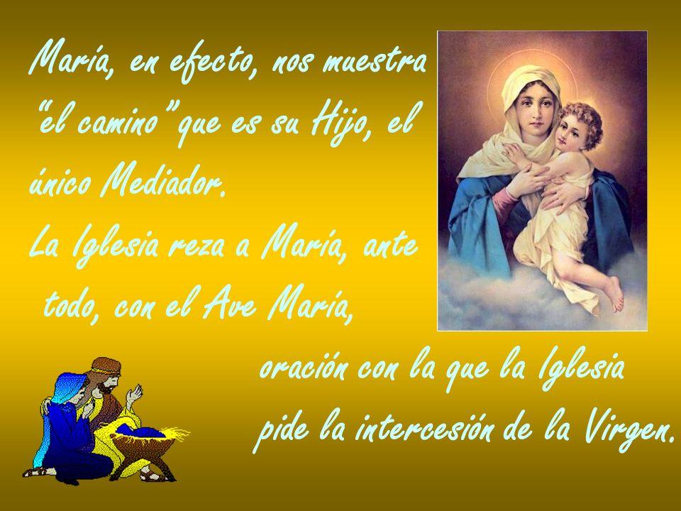 Otras oraciones marianas son el Rosario, el himno Acáthistos, los himnos y cánticos de las diversas tradiciones cristianas.