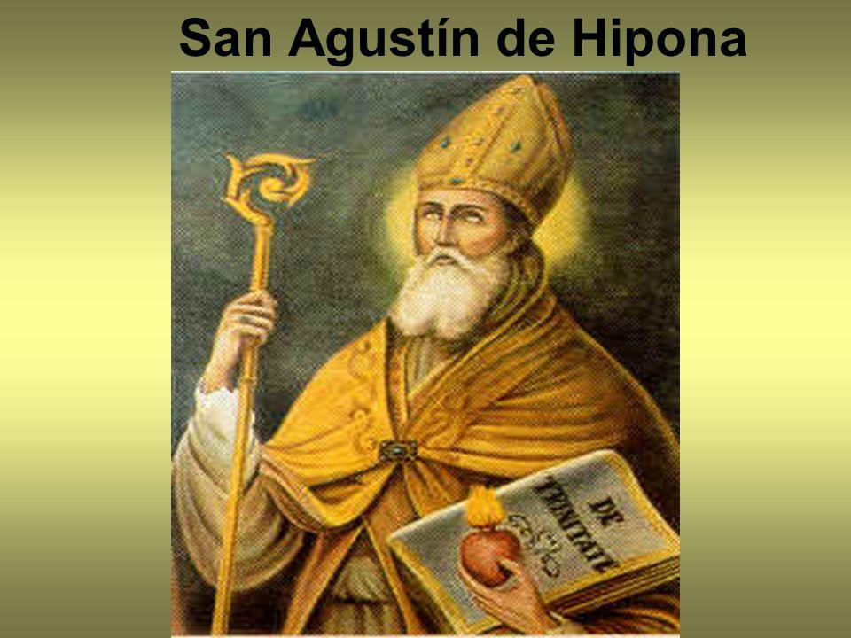Excursus: Los arquetipos de la no creencia en San Agustín 1.¿La historia se repite.