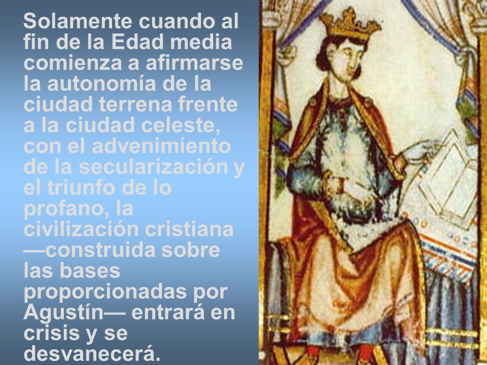 - Teología trinitaria La intervención de San Agustín en la clarificación del misterio de la Trinidad ha sido decisiva.