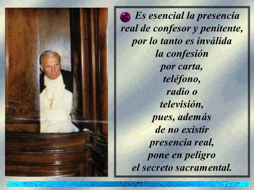 - El Código de Derecho Canónico establece la obligación de la confesión anual.
