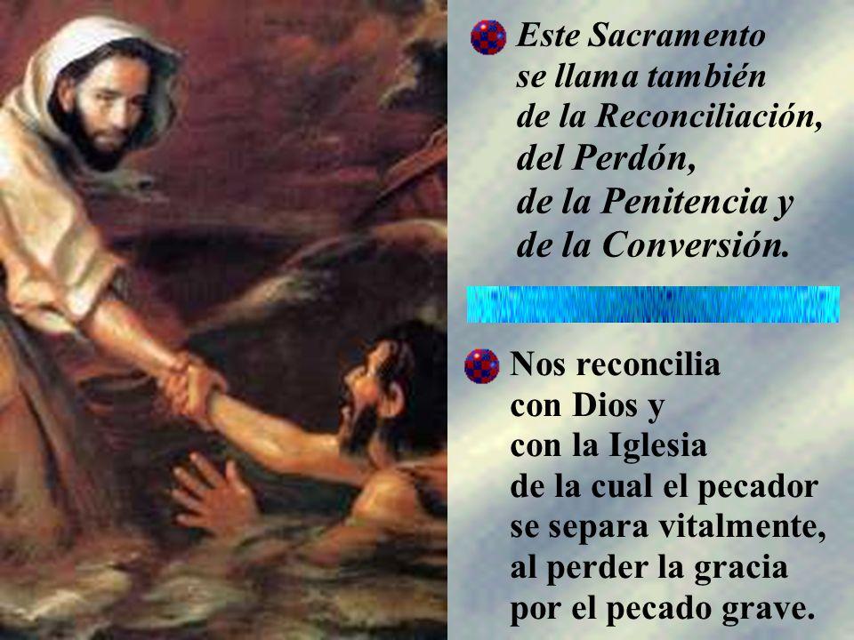 LA GRACIA DE DIOS SE RECOBRA ARREPINTIÉNDOSE DE LOS PECADOS Y CONFESÁNDOSE.