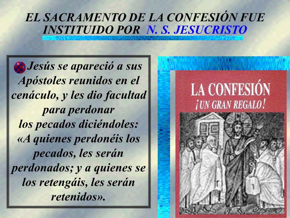 Algunos hermanos separados, (protestantes), para no admitir la confesión, sostienen que ésta se estableció en el IV Concilio de Letrán (1215), pero está históricamente demostrado que lo que el citado Concilio mandó, fue la obligación de confesar una vez al año (Cap.