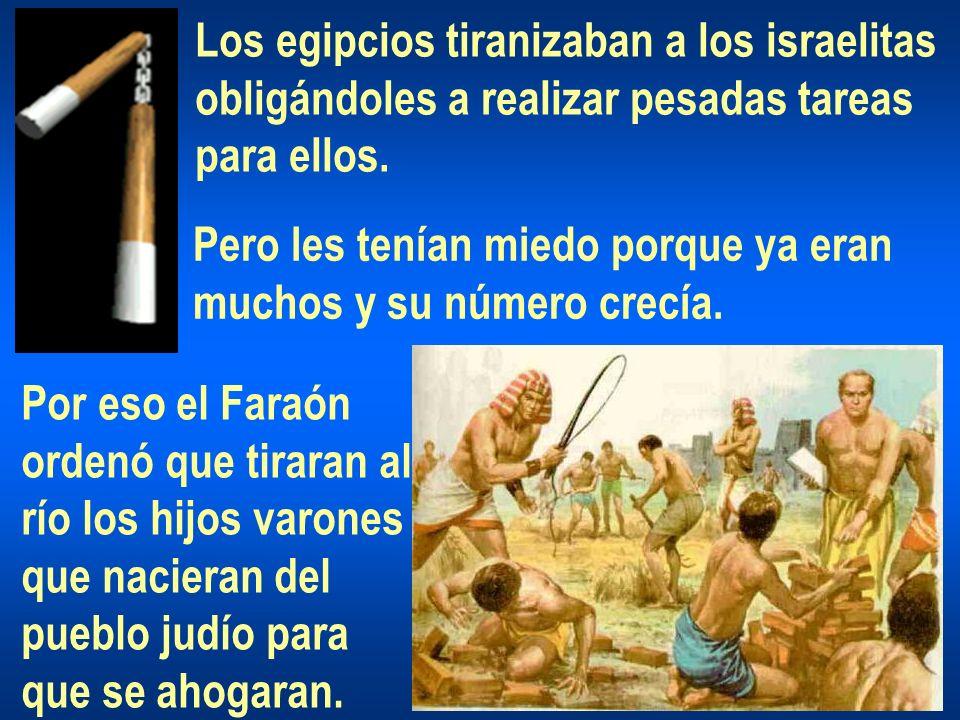 Entre los israelitas había una familia que tenía dos hijos, nacidos antes de que el Faraón diera a – quella orden terrible.