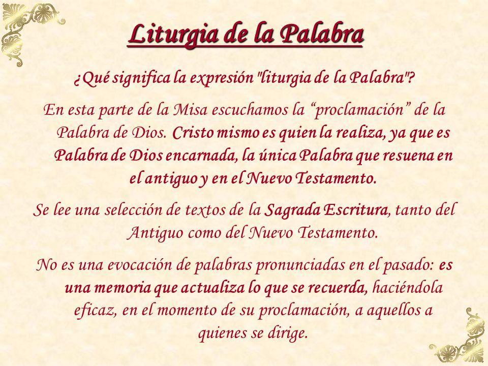 Oración Colecta ¿Qué es? Es una oración que el sacerdote dice con las manos juntas, introducida probablemente por san León Magno en el siglo V, que co