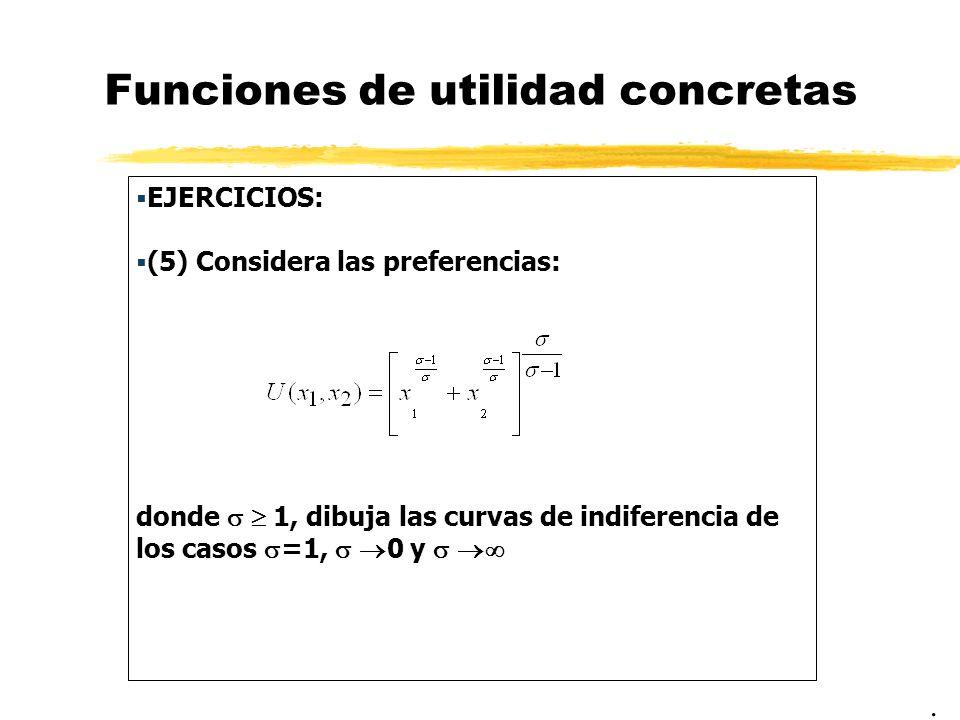 UNIVERSIDAD COMPLUTENSE DE MADRID D epartamento de Fundamentos del Análisis Económico I Microeconomía Superior I: Tema 2 (cont.) Rafael Salas octubre de 2005