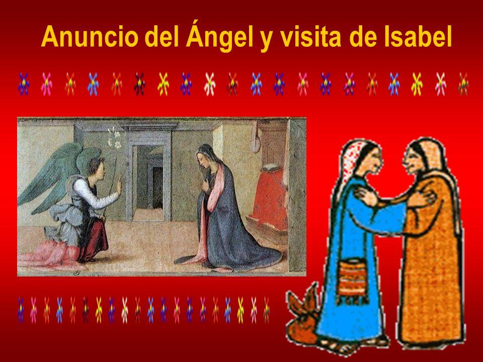 Anuncio del Ángel y visita de Isabel