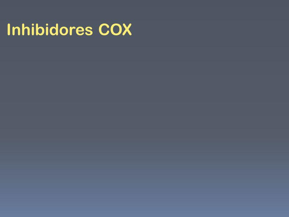 Inhibidores COX