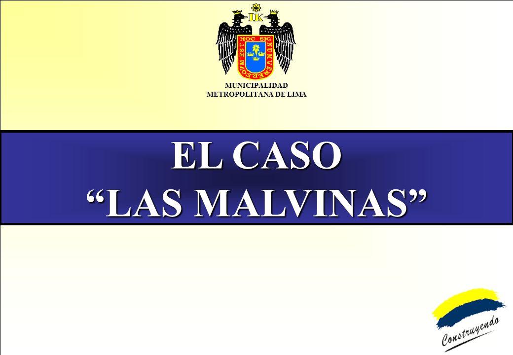 VISTA PANORAMICA LAS MALVINAS 10,000 COMERCIANTES INFORMALES (VIA PUBLICA)