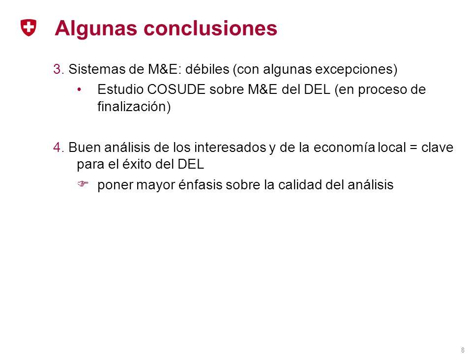 8 Algunas conclusiones 3.