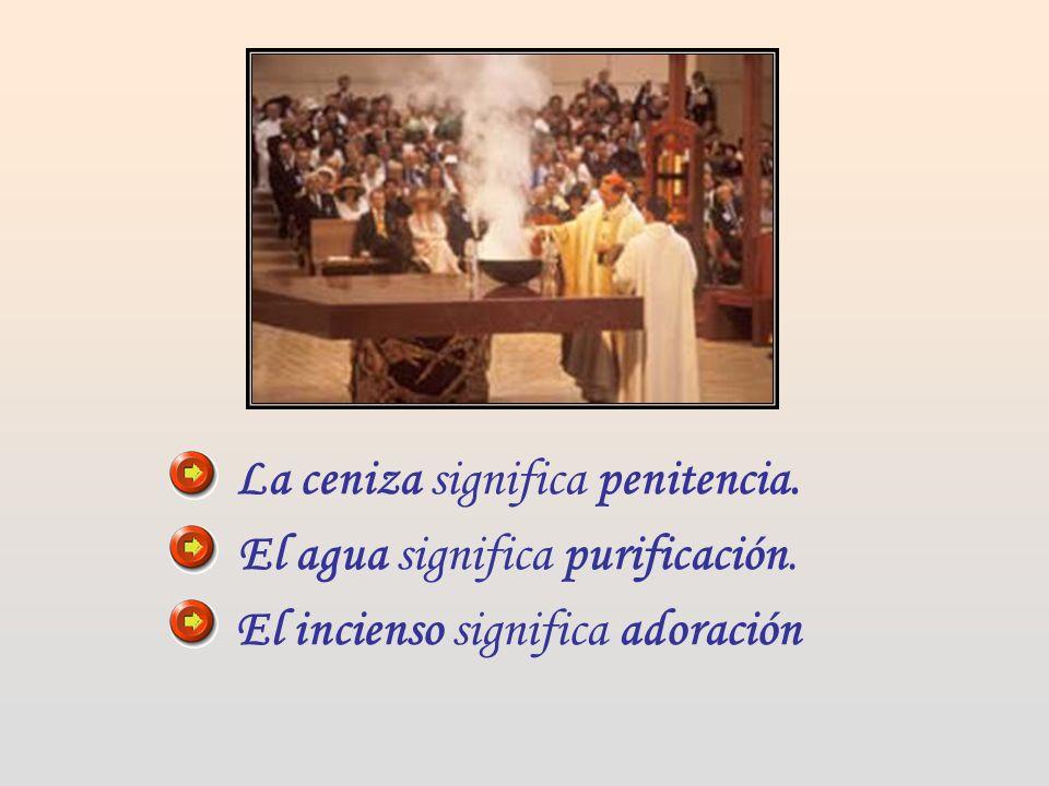 Signos relacionados con elementos de la liturgia El pan y el vino simbolizan: - el Cuerpo y la Sangre de Cristo, la Eucaristía, alimento indispensable