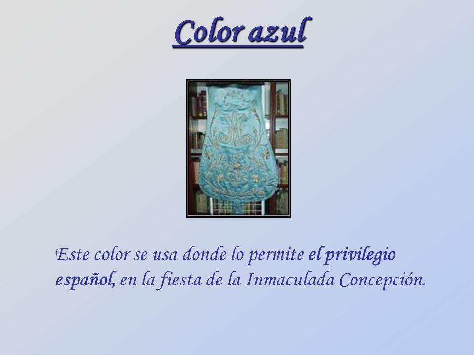 Colores Rosa y Negro El color rosa -con la tonalidad apropiada y adecuada para un ornamento- puede usarse en el tercer Domingo de Adviento y el cuarto