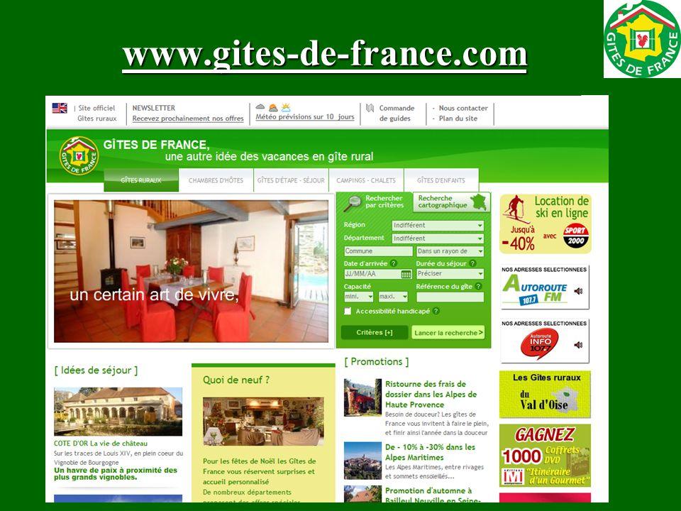 La comercializacion en Francia : La comercializacion en Francia : Alquiler directo : El propietario asegura él mismo la reserva de su alojamiento.