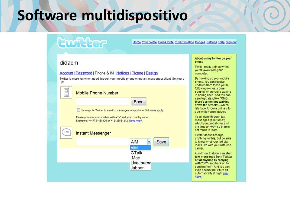 Software multidispositivo