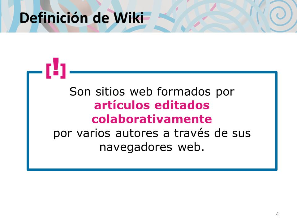 Wikis como manuales http://pautes.cbuc.cat