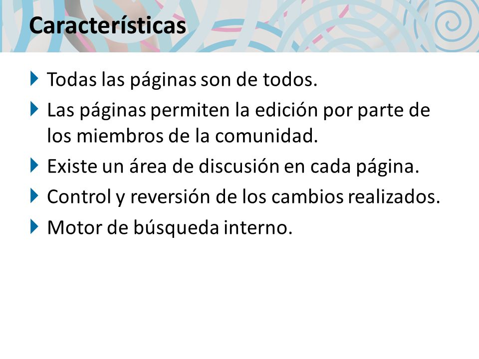 Edición + info: http://es.wikipedia.org/wiki/ Wikipedia:Cómo_editar_una_página