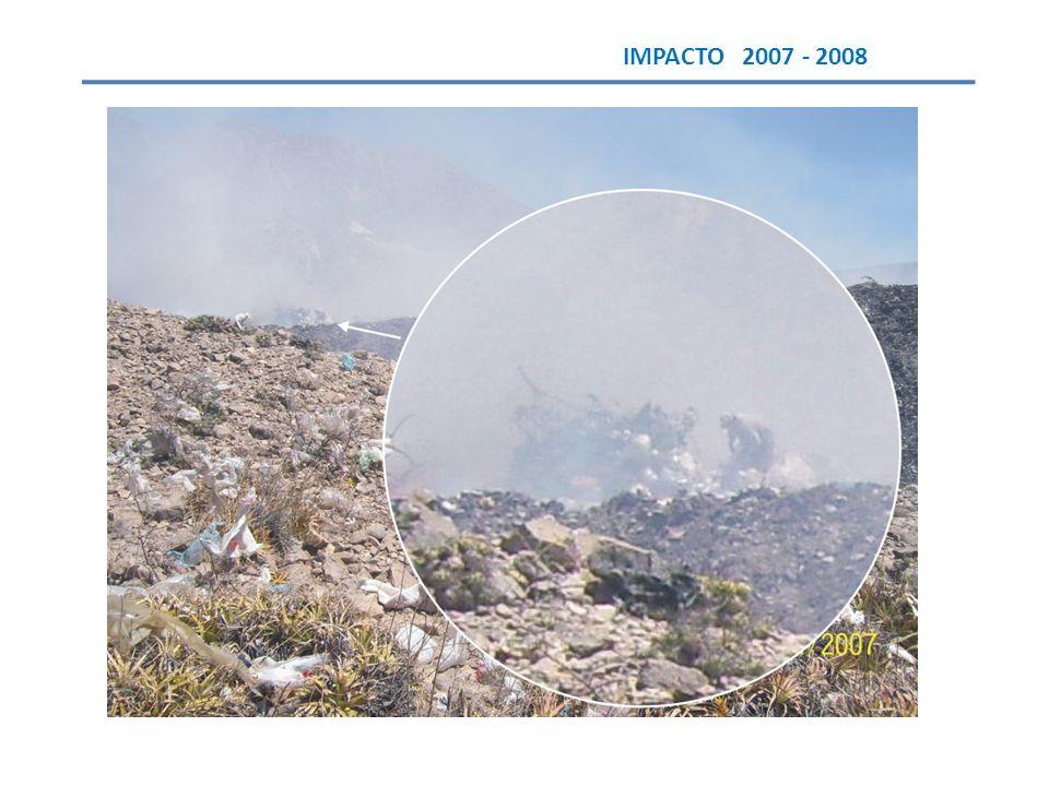 IMPACTO 2007 - 2008